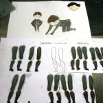 Boys legs
