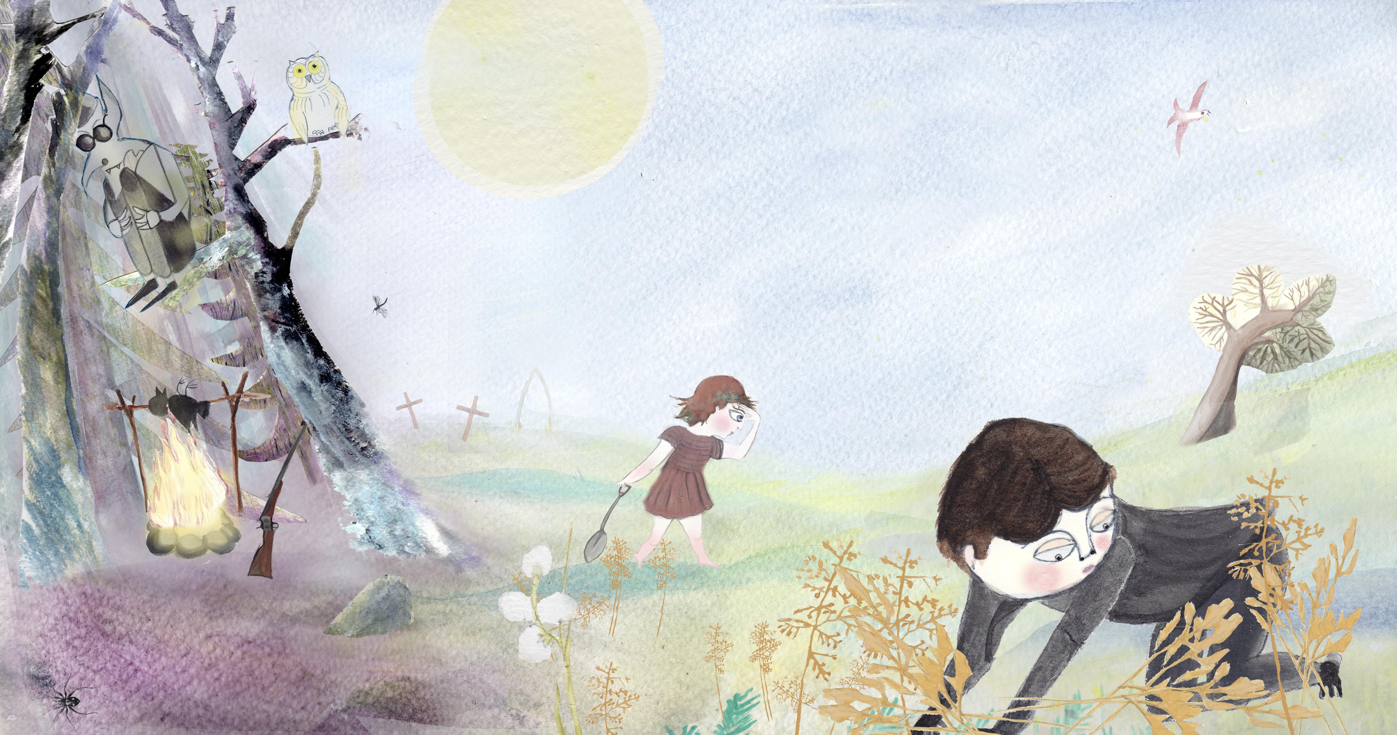 searching in a field